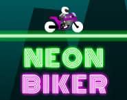 Neon Biker