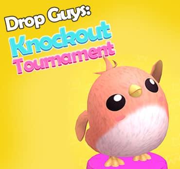Drop Guys: Knockout Tournament