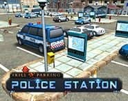 Skill 3D Parking: Police Station