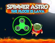 Spinner Astro: The Floor is Lava
