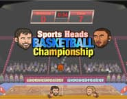 Sports Heads: Basketball Championship