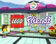 Lego Friends Pet Salon