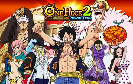One Piece 2 Pirate King