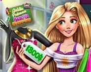 Prințesa Goldie la Cumpărături