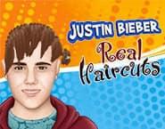 Justin Bieber: Real Haircuts