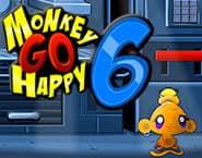 Monkey Go Happy 6